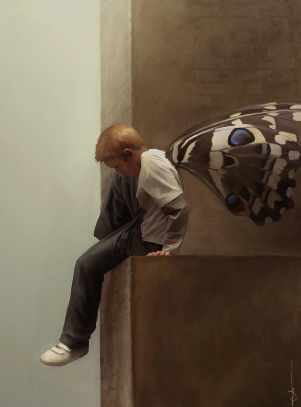 moth boy