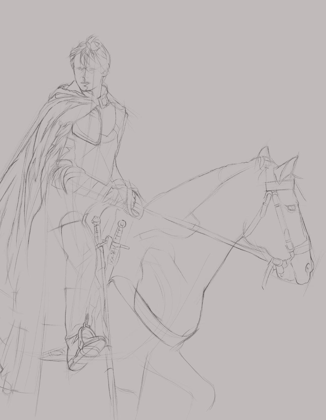 arthur sketch
